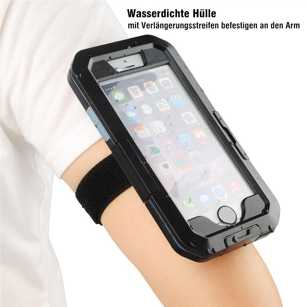 Handy Halterung Fahrrad Lenker Arm Halter Lanyard Wasserdicht für Iphone 6 6s 7