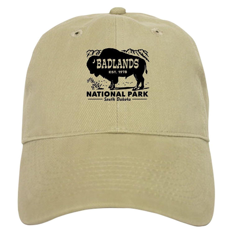 Amazon.com: CafePress - Badlands National Park - Baseball Cap with Adjustable Closure, Unique Printed Baseball Hat: Clothing