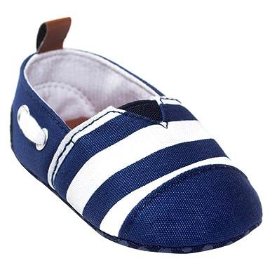 c1a7911911468 Bonjouree Chaussures Premiers Pas Bébé Garçon Chaussures Souples Hiver  (12CM 6-12 M