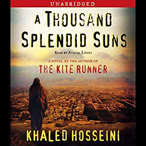 A Thousand Splendid Suns | Livre audio