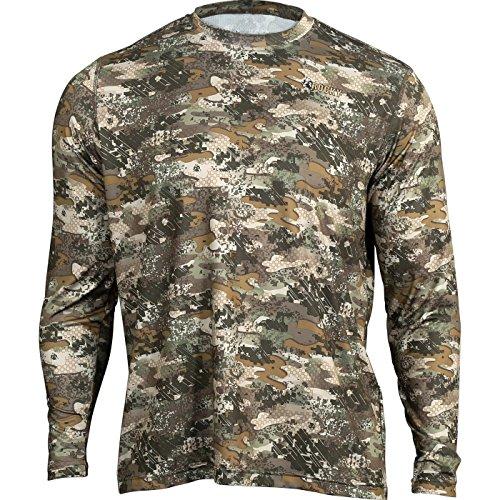 Rocky Camo Long-Sleeve Performance Tee Shirt