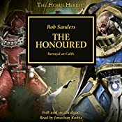 The Honoured: The Horus Heresy | Rob Sanders