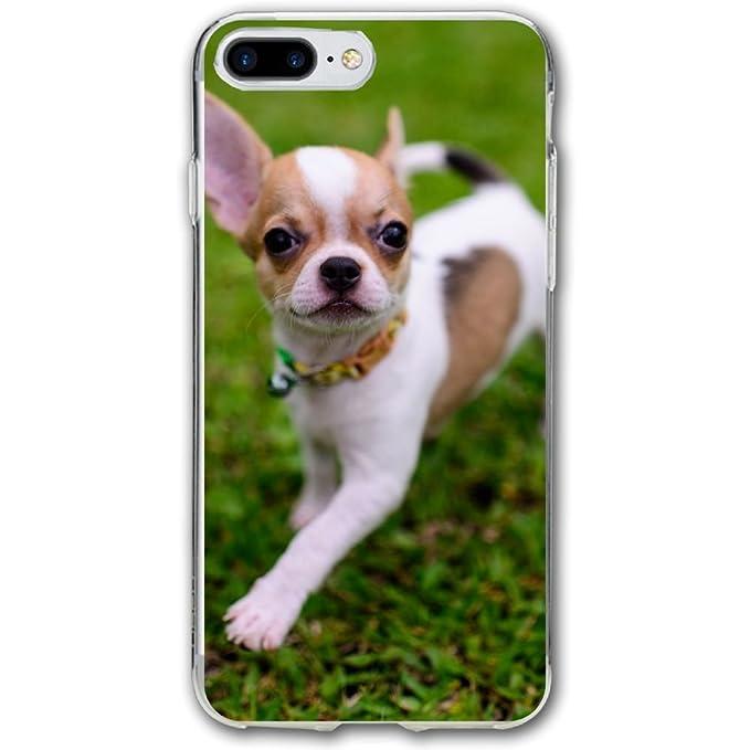 Amazon.com: Perro Chihuahua cachorro 6 iphone 7 Plus Funda ...