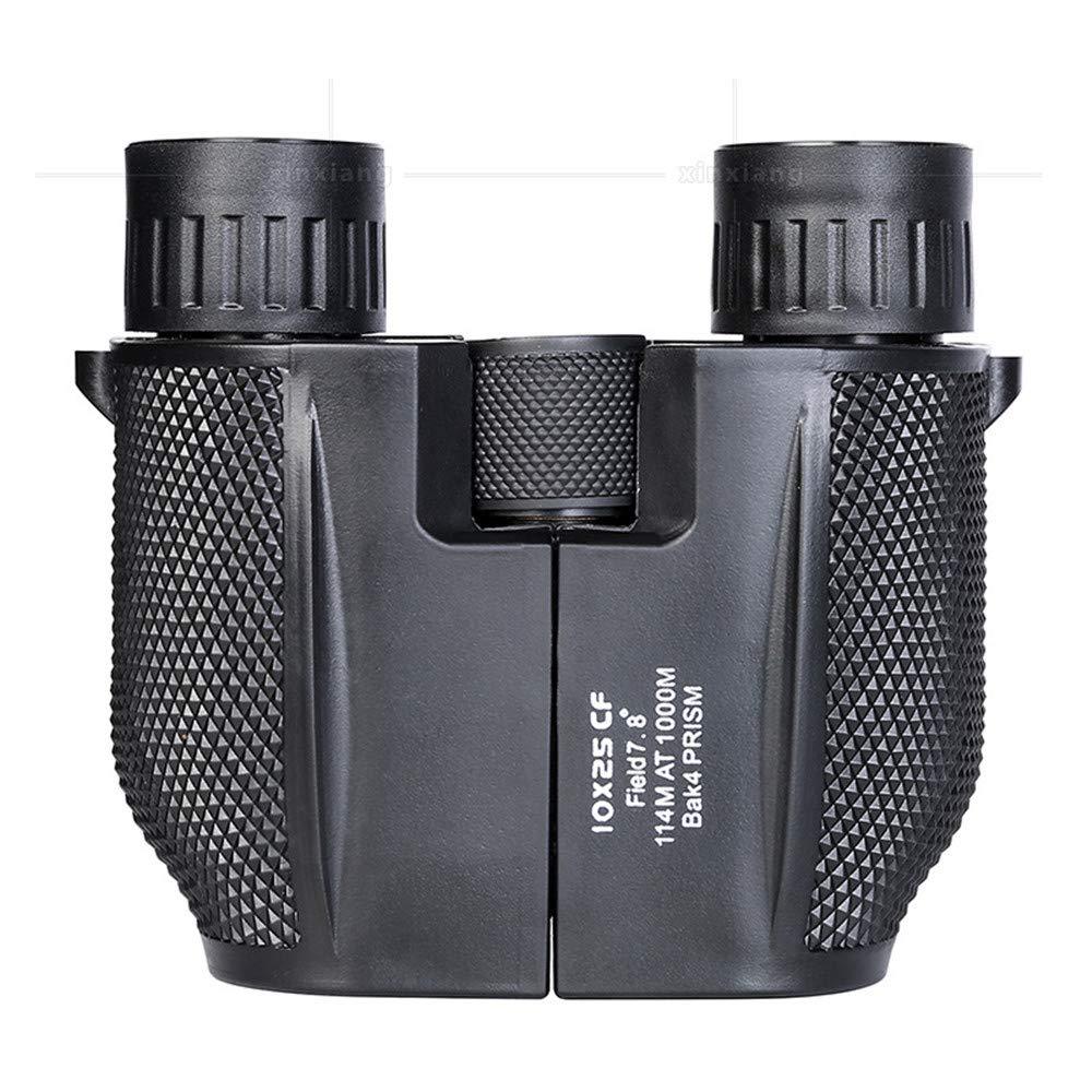 Maybesky Alcance monocular 10 x25 portátil de Alta Resistencia Resistencia Resistencia al Agua telescopio Binocular Concierto portátil Viaje al Aire Libre Compacto y Ligero b41dc6
