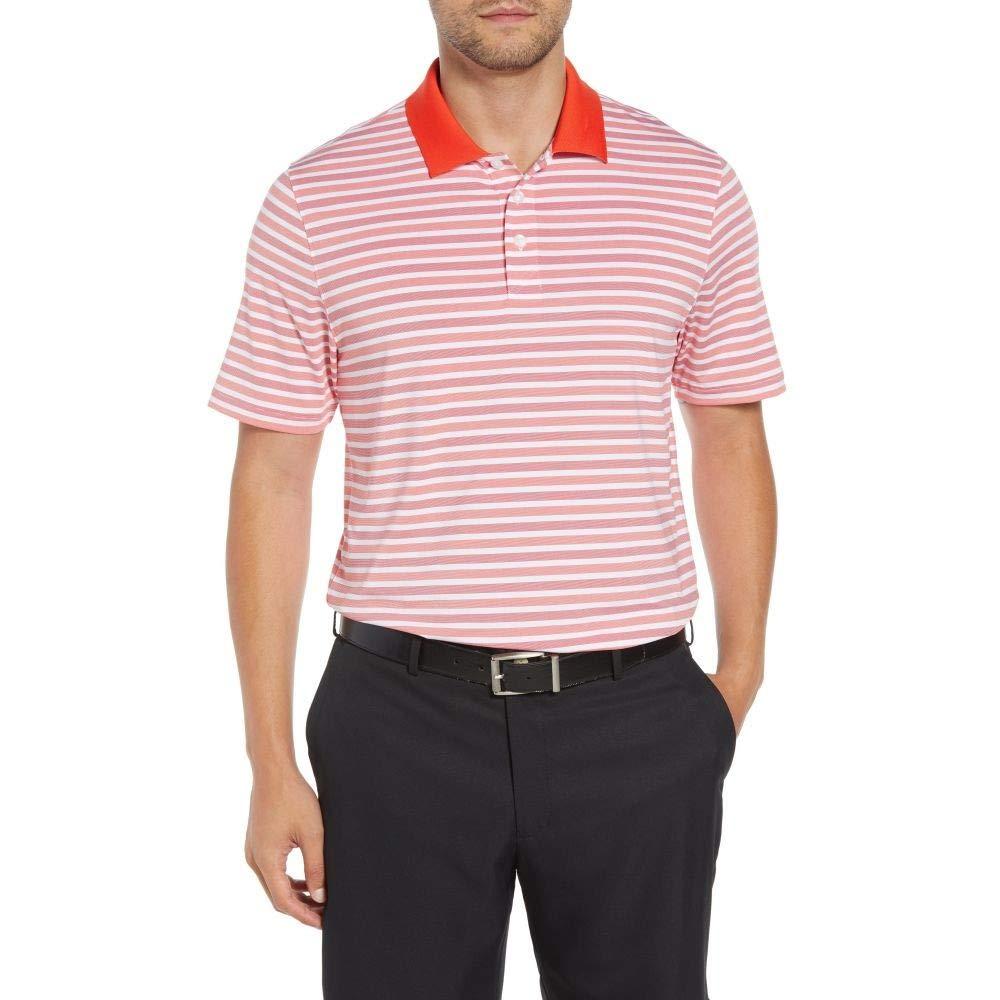 (カッター&バック) CUTTER & BUCK メンズ ゴルフ トップス Murray Stripe DryTec Polo [並行輸入品] B07K6DNLDB S