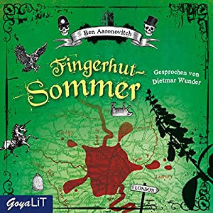 Fingerhut-Sommer (Peter Grant 5) Hörbuch