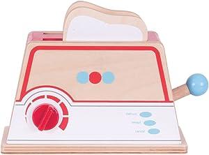 Bigjigs Toys Toaster