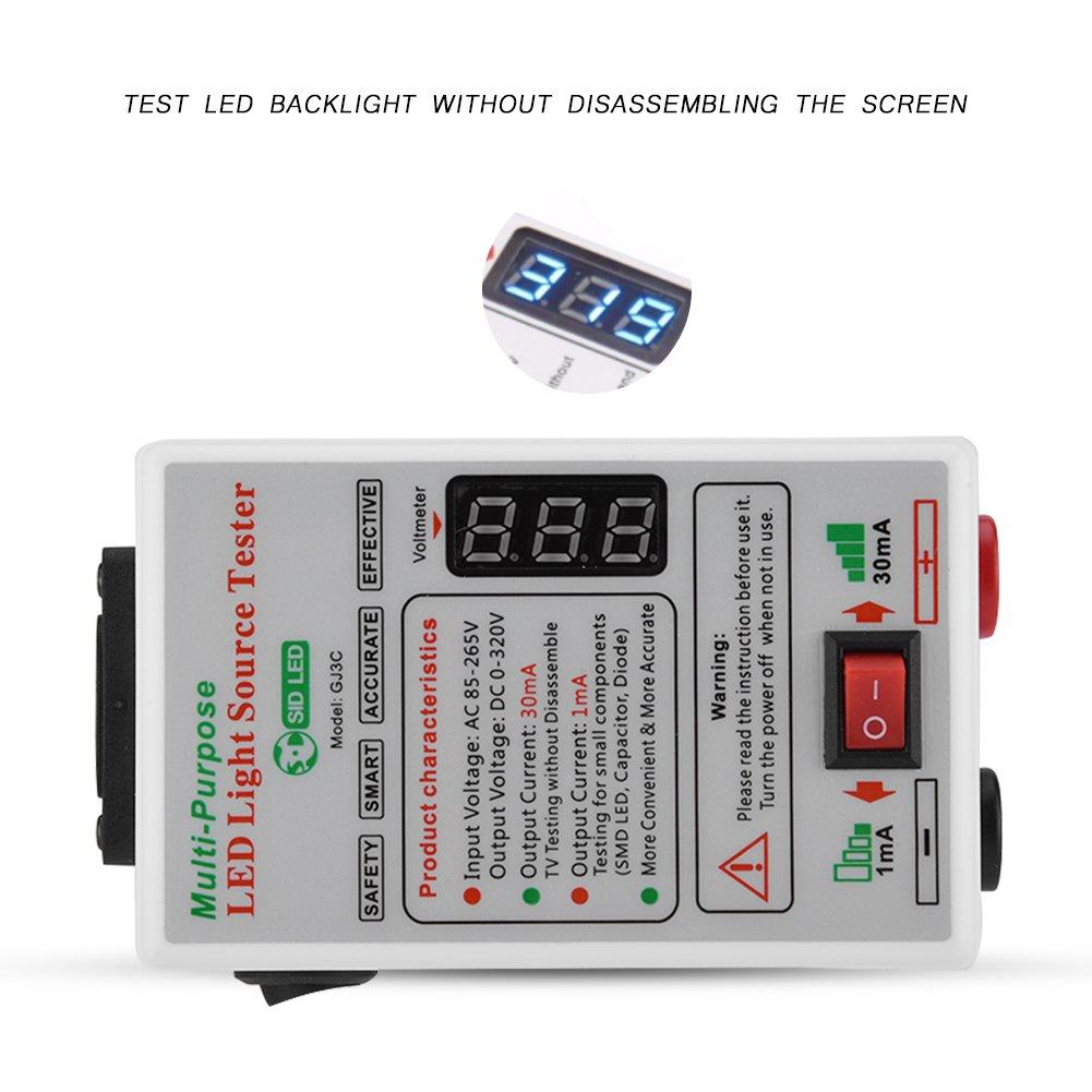 265 V VBESTLIFE LED LCD TV BACKLIGHT Tester Current and Voltage
