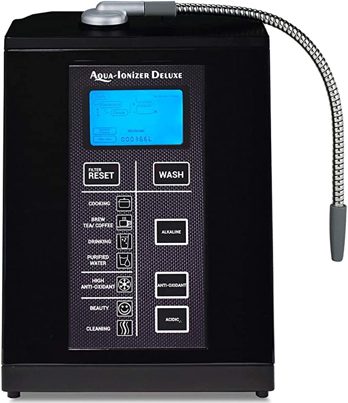 Aqua Ionizer Deluxe 9.5 Anti-Oxidant Boost Water Ionizer