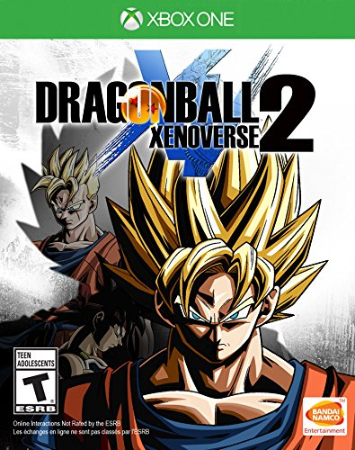 Dragon Ball Xenoverse Xbox One Standard product image
