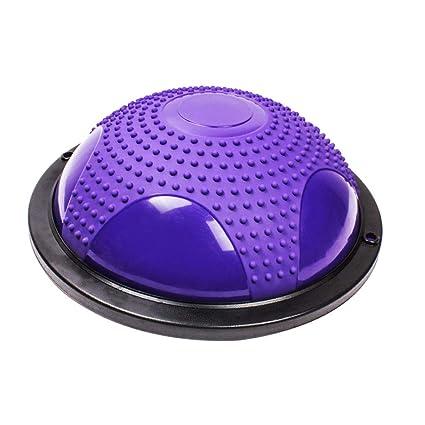 Amazon.com: Yoga Hemisphere, Bola Pilates Balance Ball Gym ...