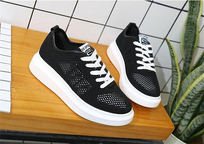 YUBUKE Walking Shoes Running Shoes Mesh Breathable Athletic Shoes Fashion Sneakers