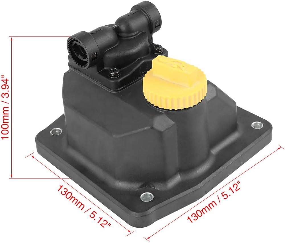 X AUTOHAUX 2439313-S 2455902-S Engine Fuel Pump Valve Kit for Kohler CH18 CH20 CH25 CH27 CH620 Engines