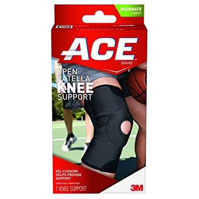 ACE 207733 TekZone genou Br - avec rotule ouverte - Taille-Large X-Large -16-20 po