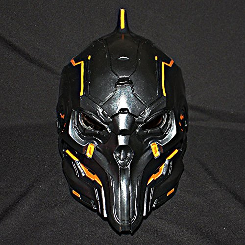 [1:1 Custom Halloween Game Costume Cosplay Movie Prop Mask Halo 4 Didact Helmet MA500] (Custom Cosplay Costumes Sale)