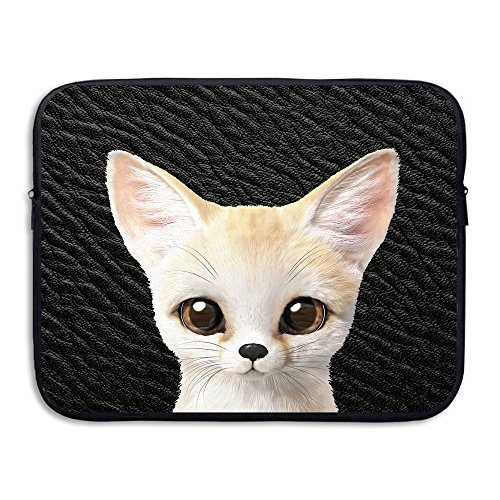 Cat Costume Without Tail (White Cat Briefcase Handbag Case Cover For 13-15 Inch Laptop, Notebook, MacBook Air/Pro)