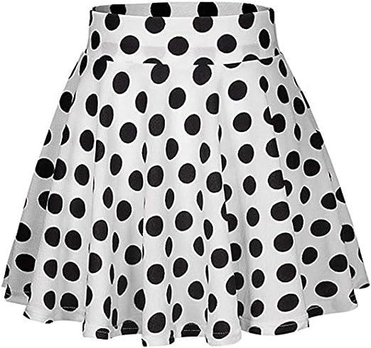 Handaxian Falda de Moda Mini Vestido de Fiesta de Verano para ...