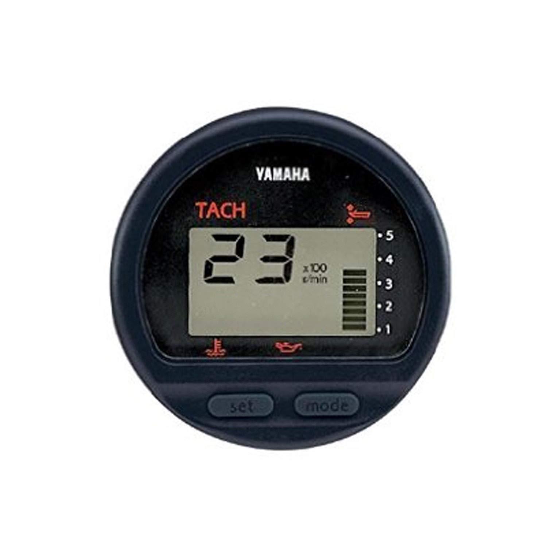 Yamaha New OEM Multi Function Gauge Tachometer 6Y5-8350T-D0-00