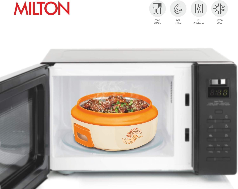 Amazon.com: Milton Venture Jr - Juego de 3 ollas apilables ...