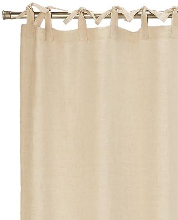 Coyuchi Linen Breeze Shower Curtain 72quotx72quot