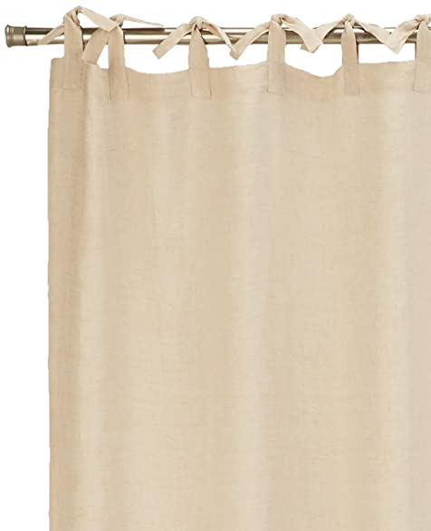 Amazon.com: Coyuchi Linen Breeze Shower Curtain, 72\