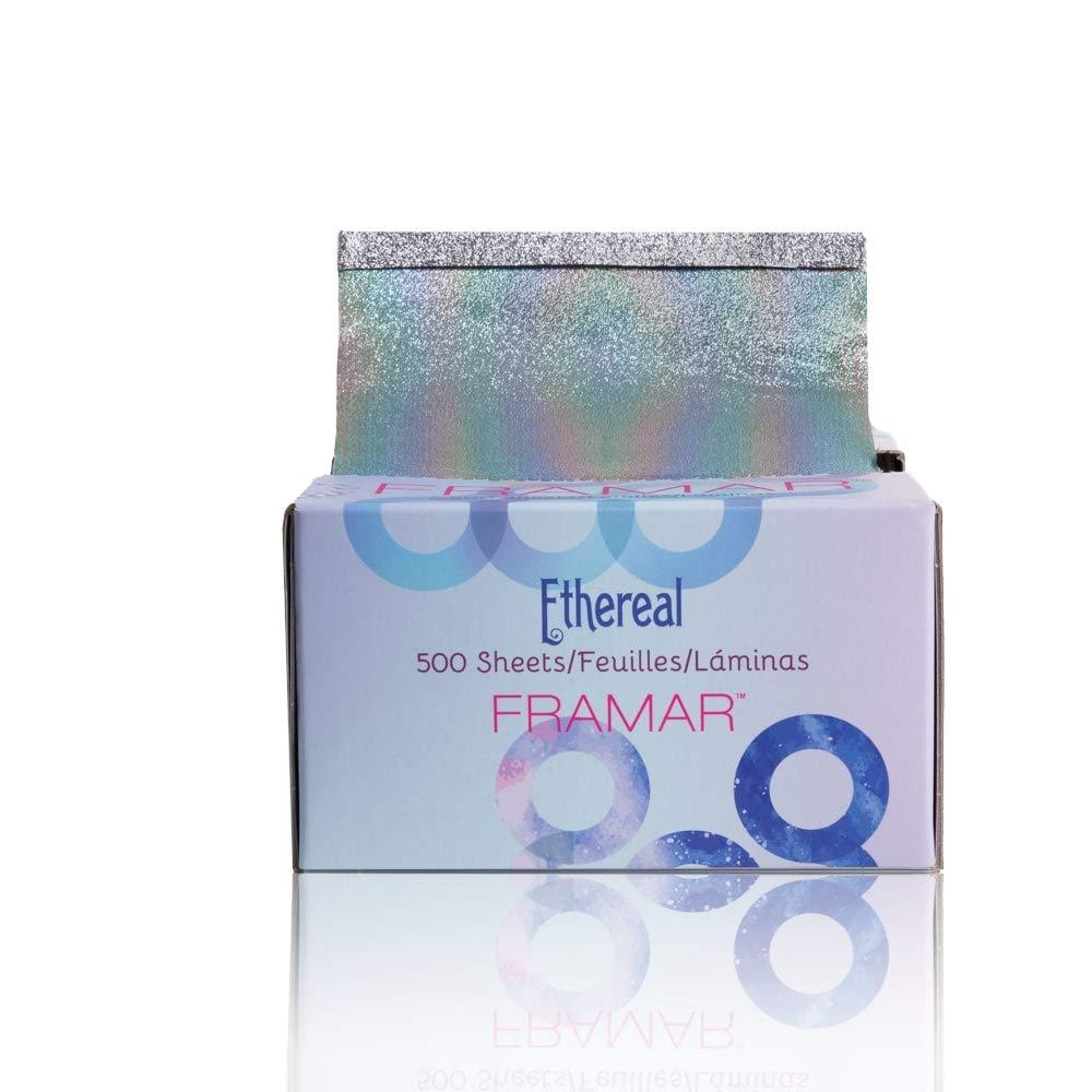 Framar Ethereal Pop Up Foil, Aluminum Foil Sheets, Foil paper - 500 Foil Sheets