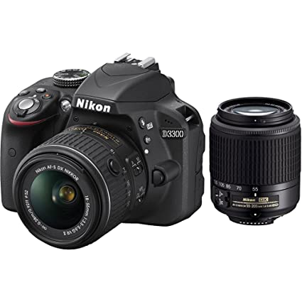 Review Nikon D3300 24.2 MP