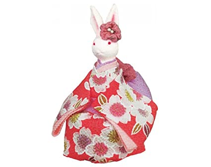 Amazon com: Biscount Sweet Rabbits Music Box Toy Japanese