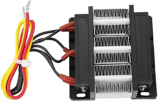 isoliertes PTC Keramik Luftheizungszubeh/ör 110V300W PTC Heizelement 110 V 200 W 300 W
