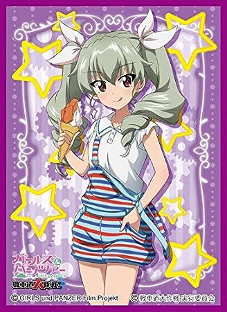 Girls und Panzer das Finale Kuromorimine Girls High School Card Game Character Chara Mat Sleeves Collection No.MT713 Anime Art