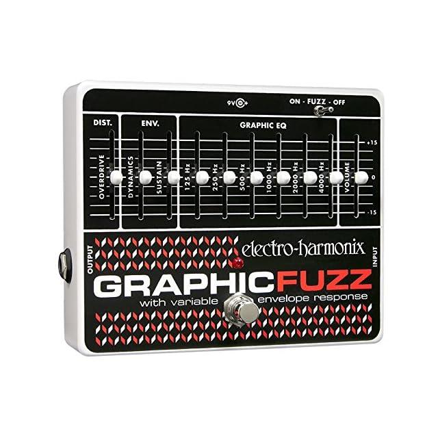 エフェクター画像 Electro-Harmonix Graphic Fuzz
