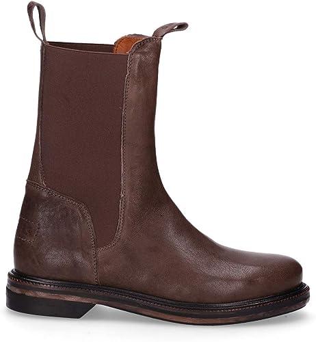 Shabbies Amsterdam Damen SHS0275 Chelsea Boots, Grau (Grey