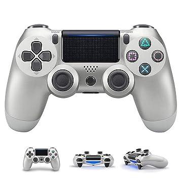 BGAME Controlador inalámbrico para PS4, Controlador de ...
