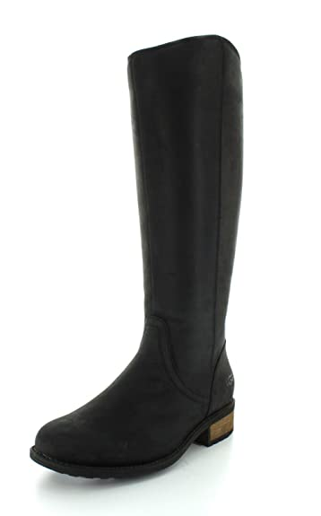 ugg australia seldon riding boot black