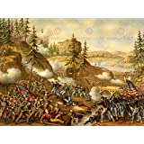 WAR AMERICAN CIVIL BATTLE CHATTANOOGA USA NEW FINE ART PRINT POSTER PICTURE 30x40 CMS CC5651