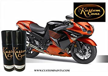 Amazon.com: Kawasaki Candy Burnt Orange – Aerosol puede ...