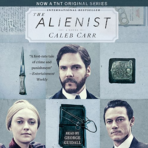 The Alienist Audio CD [Free Download by Trial] thumbnail