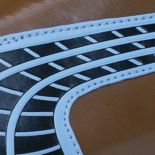 Puma V5.10 Stivali Da Tennis Da Uomo Tt Astro Turf Grande Gatto Marrone - Marrone Scuro