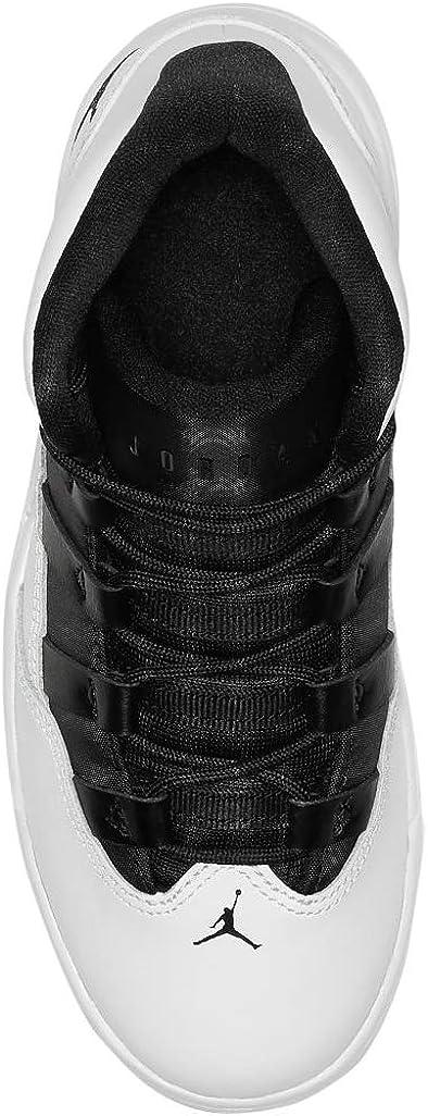 ps Little Kids Aq9216-100 Size 1 White//Black-Black Jordan Max Aura