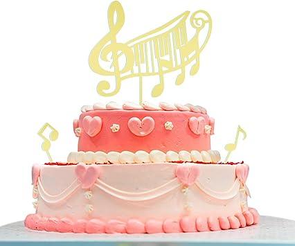 Amazon.com: Notas musicales para fiestas, temática musical ...