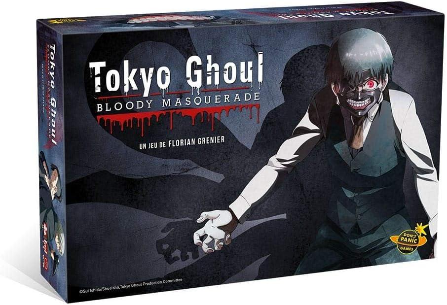 Don t Panic Games – Tokyo Ghoul: Bloody Masquerade Juego de bandeja, dpg1004, 0 , color/modelo surtido: Amazon.es: Juguetes y juegos