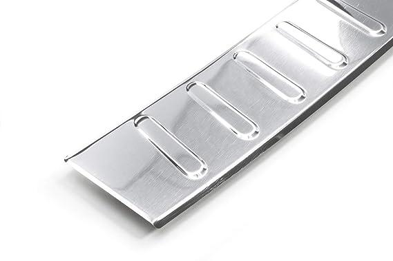 Ladekantenschutz f/ür Transit ab 2014 Sto/ßstangenschutz Aluminium mit Abkantung