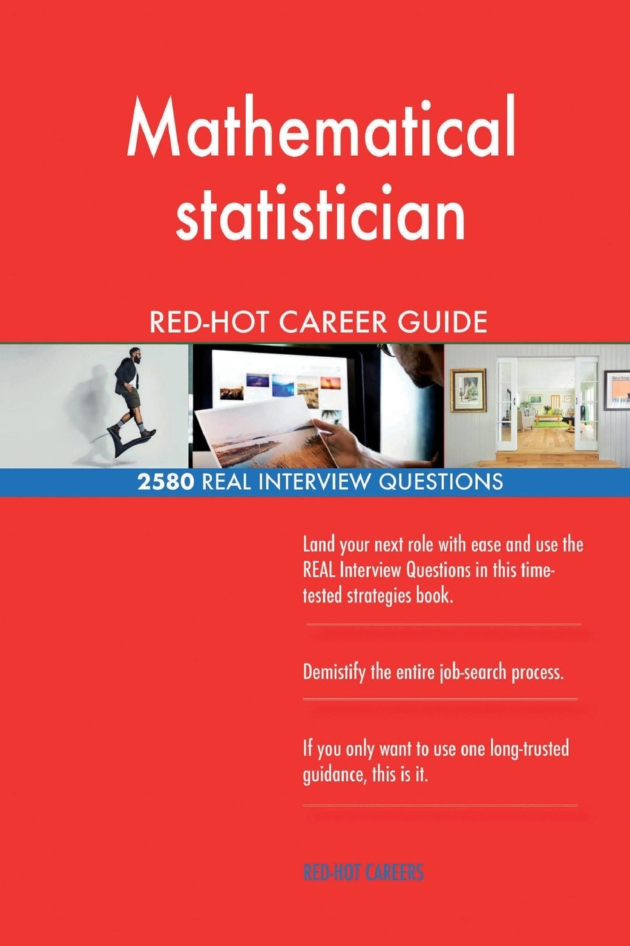 Download Mathematical statistician RED-HOT Career Guide; 2580 REAL Interview Questions pdf epub