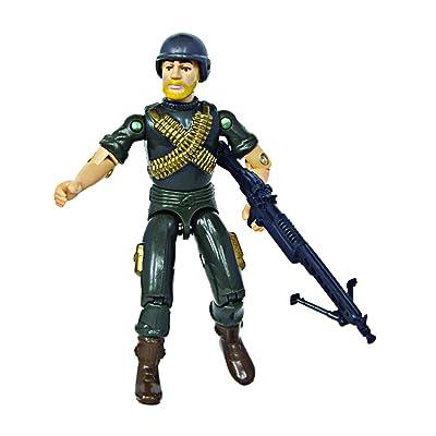 Gentle Giant GI Joe Rock n' Roll Action Figure: Toys & Games