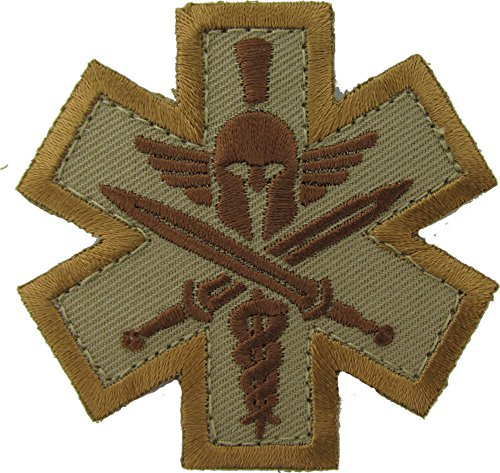 Mil-Spec Monkey Tactical Medic Spartan Patch