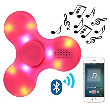 Amazon Kivors Speaker Fid Spinner Wireless Bluetooth