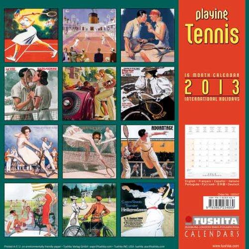 Playing Tennis 2013 by Tushita Verlags GmbH