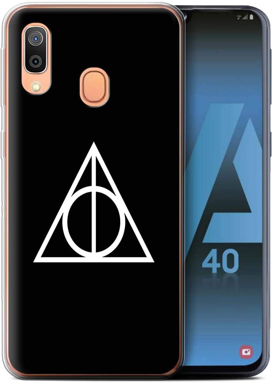 Officiel Harry Potter Personnages Deathly Hallows I Coque en Gel molle pour Samsung Galaxy J5 (2017)