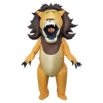 Morph Disfraz de Animal Inflable Gigante Grande de la Boca del ...