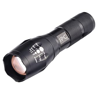 Jpc 1200 Lumens Multipack Defensive Flashlight Brightest Flashlight